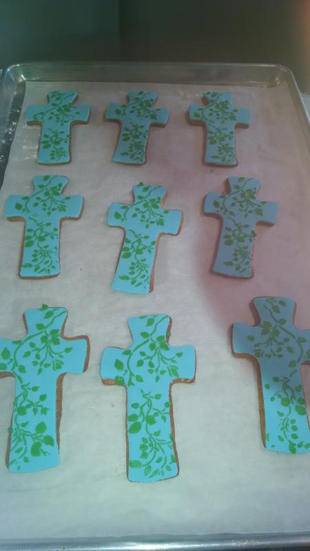 Holy Communion Cookies